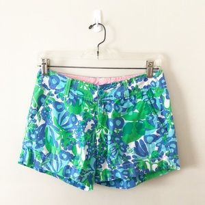 Lilly Pulitzer Callahan Shorts Bee in Your Bonnet